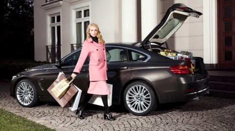 Mike Meyer BMW Advertorial Madame
