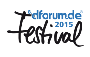 8. dforum-Festival 2015 am 4. Juli 2015 im VCC Würzburg