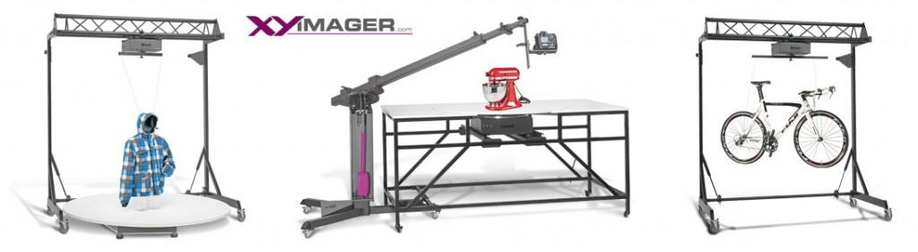 Neu - Das XY Imager System bei Hensel-Visit