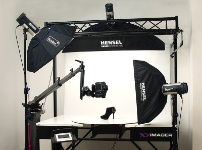 Hensel Expert D & das XY Imager System - eine perfekte Kombination!