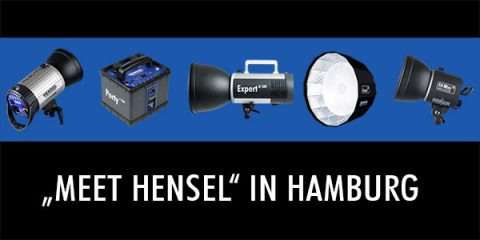 Meet Hensel in Hamburg 25. Mai 2016