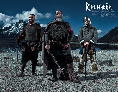 """Project """"Ragnarök"""" by Arthur Naculchanov & Johannes Tauras"""