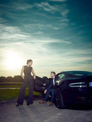 Fashion auf dem Airfield 2016 © Christian Kuhlmann, Models: Naïma & Jannis