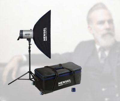 "Hensel ""One Light - Full Power"" Kit"