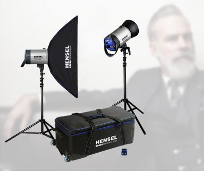 "Hensel ""Two Lights - Endless possibilities"" Kit"
