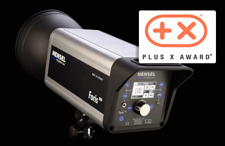 Hensel Foris has won the Plus X Award 2017!
