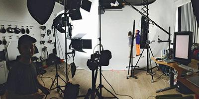 Lighting the world: Studio Import in Oslo, Norwegen