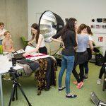 High Fashion Workshop der Hochschule für Kommunikation + Gestaltung Ulm
