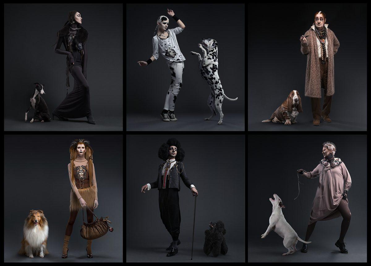 """""""Pavlova's dogs"""" © Alexander Khokhlov"""