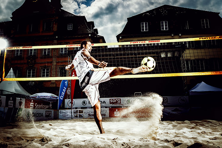 Footvolley by Tobias Froehner Photography