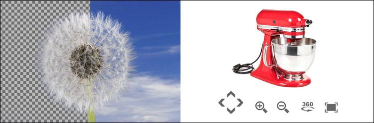 Perfekte Produktfotos mit freemask & 360°