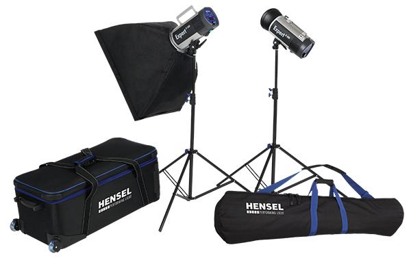 Hensel Expert D 1000 Kit