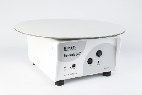 Neues Produkt: Hensel Turntable 360°
