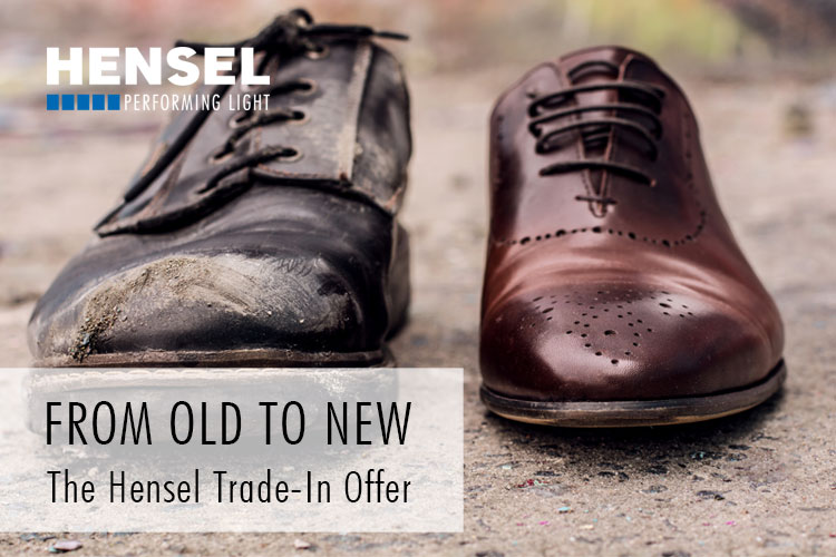 Hensel Trade-In: From Old to New