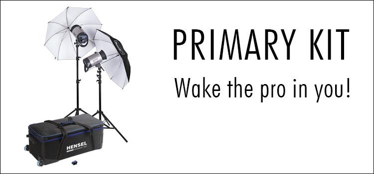 Hensel Primary Kit Banner