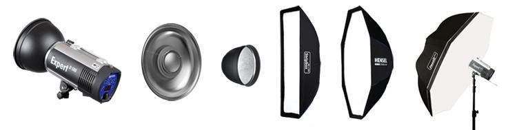 5 Licht-Setups für Fitness-Fotos - Equipment