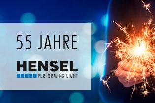 55 Jahre Hensel - Der Countdown läuft