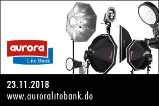 Am Freitag 23.11.2018 www.auroralitebank.de besuchen