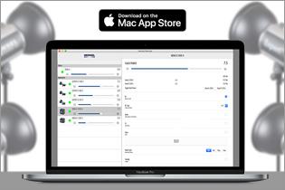 Hensel WiFi Remote jetzt neu für macOS