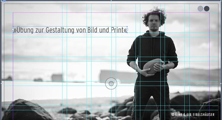 Gestaltung in Bild und Print