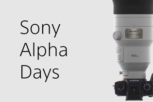 Sony Alpha Days mit Hensel
