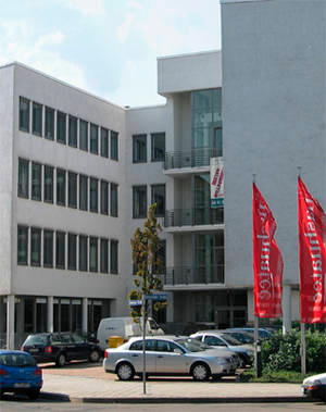Hansa Computer in Leipzig
