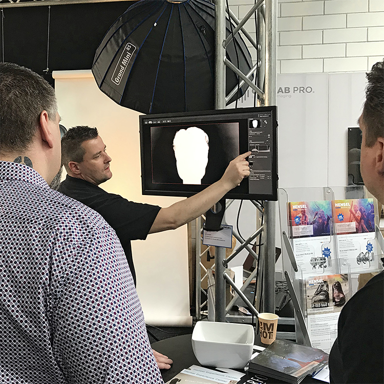 Hensel at the Professional Imaging 2019