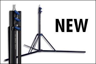 New: Hensel Light Stand 220