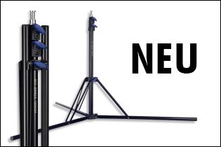 Neu: Hensel Stativ 220