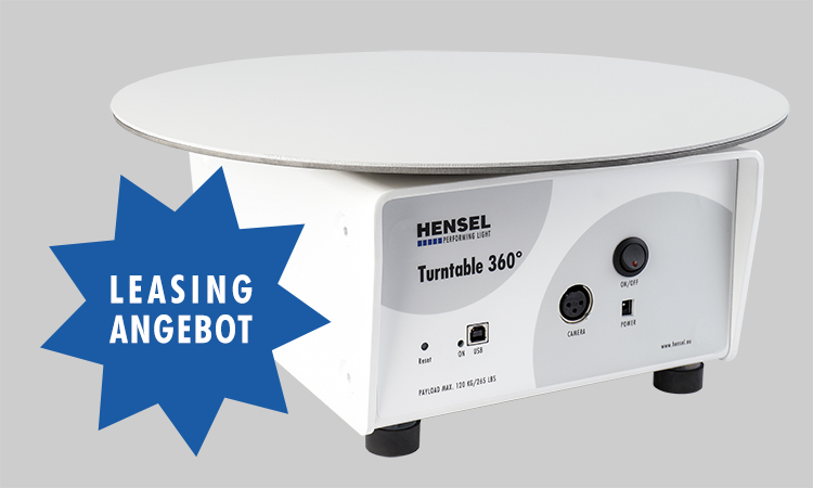 Hensel Turntable Leasing