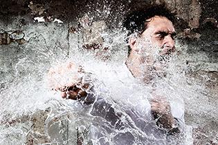 Making of: Karate-Kicks und Punches einfrieren mit Cito 500