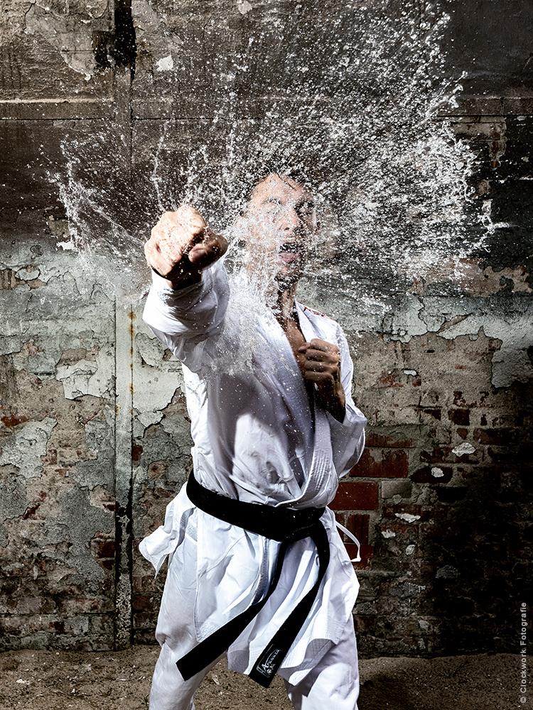 Karate Shoot Cito 500
