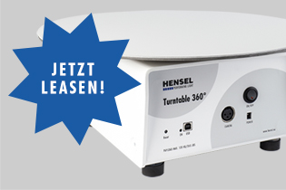 Hensel Turntable 360° Leasing