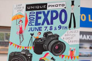 Unique Photo Expo 2019